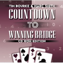 Countdown to Winning bridge CD-ROM