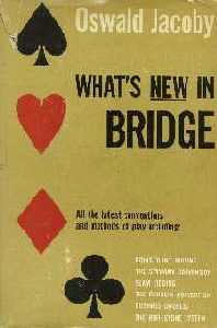 whats new in bridge oswold jacoby